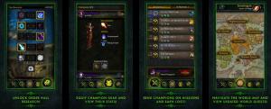 Una manera rápida de revisas tus quest y otros eventos.