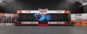 El MásGamers Tech Festival se ha tomado muy en serio los E-Sports, al punto que tendrán un escenario especial para transmitir los torneos que se realizarán durante los 3 días del evento.